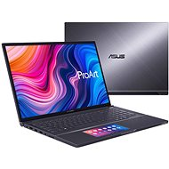 Asus StudioBook Pro 17 W730G2T-H8007T, Star Grey, All-Metal - Laptop