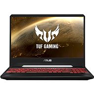 ASUS TUF Gaming FX505GM-ES061T Fekete - Laptop