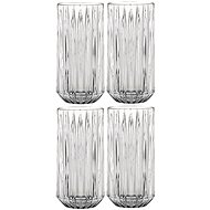 Nachtmann Jules Set of Long Drink Glasses, 4 pcs, 375ml Jules - Glass for Cold Drinks