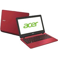 Acer Aspire ES13 Black/Red - Laptop