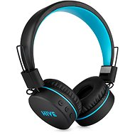 Niceboy HIVE black - Headphones with Mic