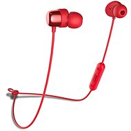 Niceboy HIVE E2 Red - Headphones with Mic