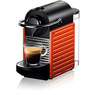 NESPRESSO Krups Pixie, Red, XN304510 - Capsule Coffee Machine