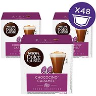 NESCAFÉ Dolce Gusto Choco Caramel, 3-Pack - Coffee Capsules