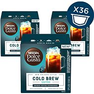 NESCAFÉ Dolce Gusto Cold Brew, 3 Packs - Coffee Capsules