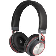 NGS Arctica Patrol Red - Headphones