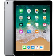 iPad 128GB WiFi Cosmic Grey 2018 - Tablet