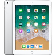 iPad 128GB WiFi Silver 2018 - Tablet
