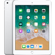 iPad 128GB WiFi Cellular Silver 2018