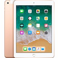 iPad 128GB WiFi Cellular Gold 2018 - Tablet