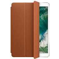 "Leather Smart Cover iPad 10.2"" 2019 a iPad Air 10.5"" Saddle Brown - Protective Case"