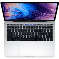 "MacBook Pro 13"" Retina ENG 2018 with Touch Bar Silver - MacBook"