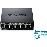 D-Link DES-105/E - Switch