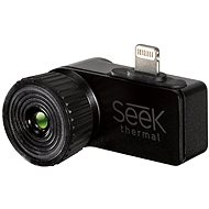 Seek Thermal Compact XR (Xtra Range) - iOS - Thermal Imaging Camera
