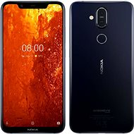 Nokia 8.1 Blue - Mobile Phone