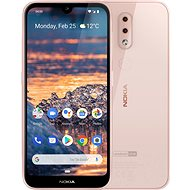 Nokia 4.2 Pink - Mobile Phone