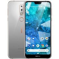 Nokia 7.1 Dual SIM 32GB Grey - Mobile Phone