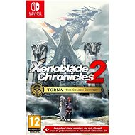 Xenoblade Chronicles 2: Torna - The Golden Country - Nintendo Switch - Gaming Accessory