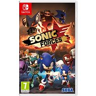 Sonic Forces D1 Edition - Nintendo Switch