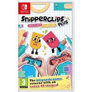 Snipperclips Plus: Cut it out, together! - Nintendo Switch - Console Game