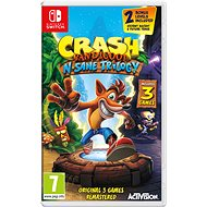 Crash Bandicoot N Sane Trilogy - Nintendo Switch - Console Game