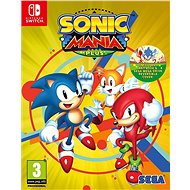 Sonic Mania Plus - Nintendo Switch - Console Game