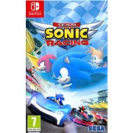 Team Sonic Racing - Nintendo Switch - Console Game