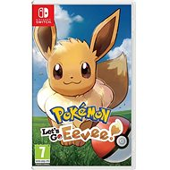 Pokémon Lets Go Eevee! - Nintendo Switch
