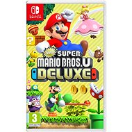 New Super Mario Bros. U Deluxe - Nintendo Switch - Console Game