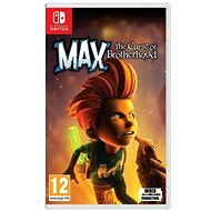 Max: The Curse of Brotherhood - The Nintendo Switch - Console Game