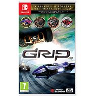GRIP: Combat Racing - Rollers Vs Airblades Ultimate Edition - Nintendo Switch - Console Game