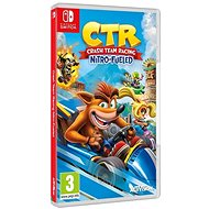 Crash Team Racing Nitro-Fueled - Nintendo Switch - Console Game