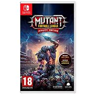 Mutant Football League - Dynasty Edition - Nintendo Switch - Console Game