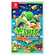 Yoshis Crafted World - Nintendo Switch - Console Game
