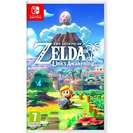 The Legend Of Zelda: Links Awakening - Nintendo Switch - Console Game