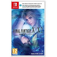 Final Fantasy X/X-2 HD - Nintendo Switch - Console Game