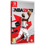 NBA 2K18 - Nintendo Switch - Console Game