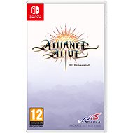 The Alliance Alive HD Remastered - Nintendo Switch - Console Game