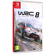 WRC 8 The Official Game - Nintendo Switch - Console Game