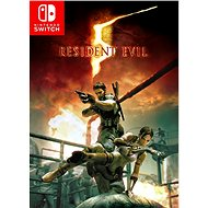 Resident Evil 5 - Nintendo Switch - Console Game