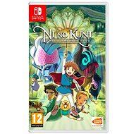 Ni No Kuni: Wrath Of The White Witch Remastered - Nintendo Switch - Console Game