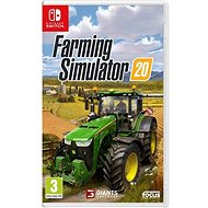 Farming Simulator 20 - Nintendo Switch - Console Game