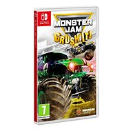 Monster Jam - Nintendo Switch - Console Game
