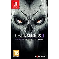 Darksiders 2 Deathinitive Edition - Nintendo Switch - Console Game