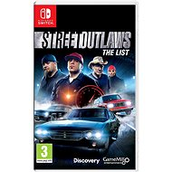 Street Outlaws: The List - Nintendo Switch - Console Game