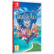 Trials of Mana - Nintendo Switch - Console Game