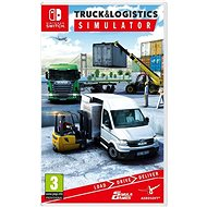 Truck and Logistics Simulator - Nintendo Switch - Console Game