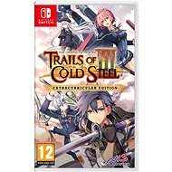 The Legend of Heroes: Trails of Cold Steel 3 - Nintendo Switch - Console Game
