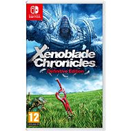 Xenoblade Chronicles: Definitive Edition - Nintendo Switch - Console Game