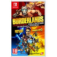 Borderlands: Legendary Collection - Nintendo Switch - Console Game